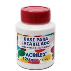 Base para Jacarelado 120g Acrilex