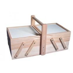 CAIXA COSTURA p/ 2 azulejos 11x11 – (26x13x18)
