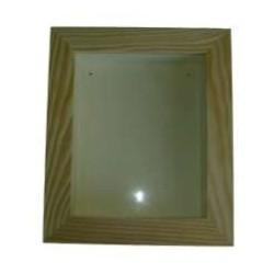 Moldura c/ Caixa e vidro 15x20