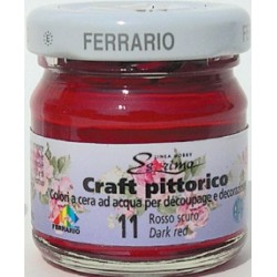 Tinta Craft Pittorico 40 Ml.