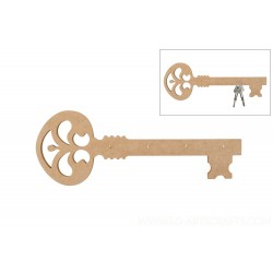 CABIDES CHAVE 39.4X17.3X0.8CM MDF
