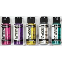 TINTA ACRÍLICA DecoArt  EXTREME SHEEN 59 ml