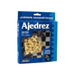 Jogos de mesa damas magnetico 20x16,1x2,4.