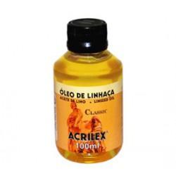 Oleo de Linho Acrilex 100 Ml