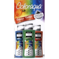 Tinta Acrilica Coloraqua 70 ml