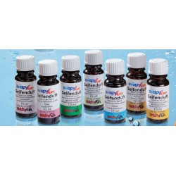 Perfume para Sabonetes  Embalagem com 10 ml.