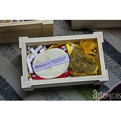 Cabaz Sabonete e Alfazema