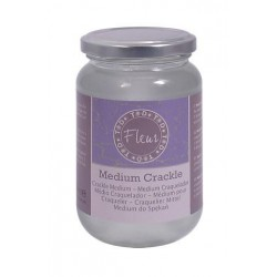 MEDIUM CRACKLE 130ML FLEUR CP603