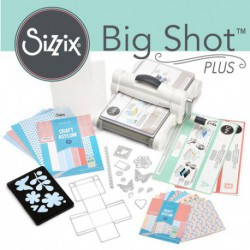 SIZZIX STARTER KIT BIG SHOT PLUS