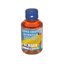 ACRILEX VERNIZ CRISTAL 100ML