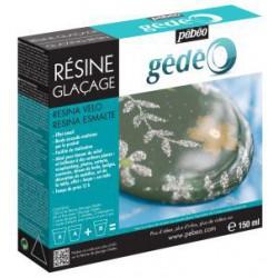 RESINA BRILHANTE GLAZING (efeito esmaltado)  150 ml
