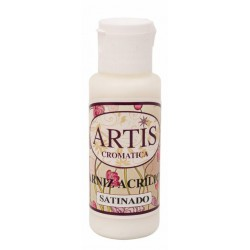 VERNIZ 60ML AL AGUA SATINADO