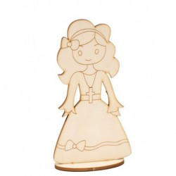 GIRL COMMUNION 20CM