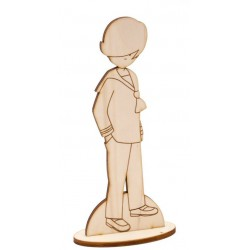 BOY SAILOR COMMUNION 20CM