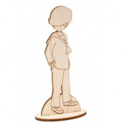 BOY COMMUNION 46CM SAILOR