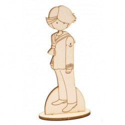 BOY SAILOR COMMUNION 46CM