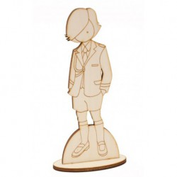 BOY CAPTAIN COMMUNION 46CM