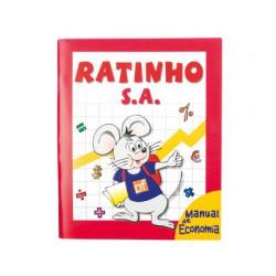 Ratinho s.A. - manual de economia.