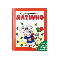 Compendio ratinho - manual de estudo do meio e historia.