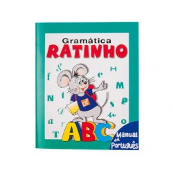 Gramatica ratinho - manual de portugues.