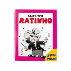 Maestro ratinho - manual de musica.