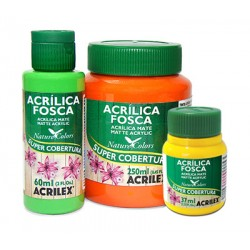 Tinta Acrilica Acrilex Nature Colors 60 ml