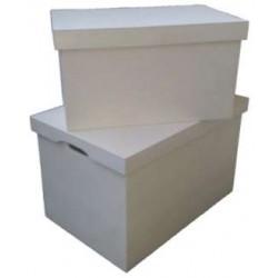 Caixa p/ arrumação 42x28x25