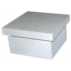 CAIXA C/ TAMPA  (26,5x26,5x20cm)