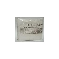 Sacos China Clay de 1/2 Kg.