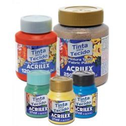Tinta Tecido Acrilex Fosca 37ml