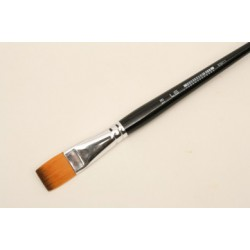 BRUSH LG Nº18 SYNTHETIC FLAT/12