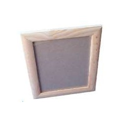 Moldura boleada c/ vidro 9x12 (Medida do Vidro)