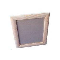 Moldura boleada c/ vidro 24x30