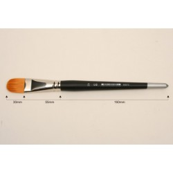 BRUSH LG Nº24 FILBERT SYNTHETIC /12