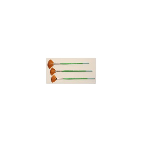BRUSH LG Nº4 LEQUE SYNTHETIC /6