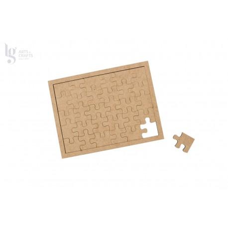 PUZZLE CHOUPO P/ DECORAR (20,5x14,5x1 cm)