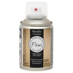 TINTA FLEUR SPRAY 100ML METALICO
