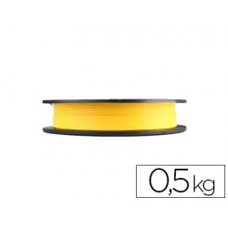 Filamento 3d colido gold pla 1,75 mm 0,5 kg