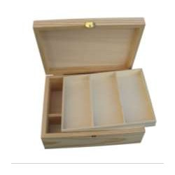 Caixa p/ Costura  (30,5x20,5x13,5cm)