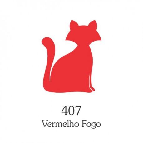 Tinta tecido Fosca Gato Preto  40mi