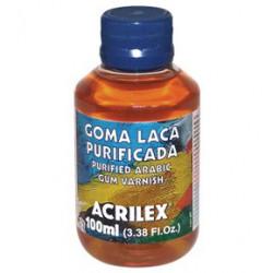 Goma Laca Acrilex purificada 100ml