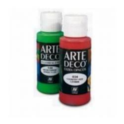Tinta Acrilica Arte Deco 60Ml