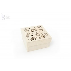 BOX 16X16X8CM
