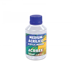 MEDIO ACRILICO 100ML ACRILEX