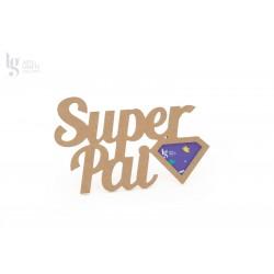 P.FOTO SUPER PAI 31X19X1.2CM MDF