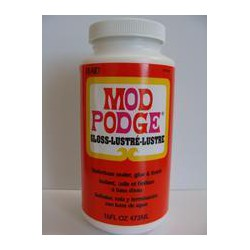 cola mod podge 473 mL