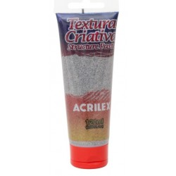 TEXTURA CRIATIVA 120ML GRANITO LUMINOSO 19120880 ACRILEX