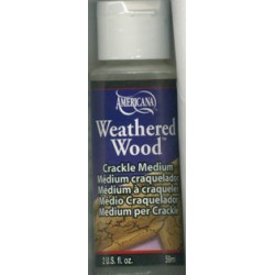 Craquelador weathered wood 59ml
