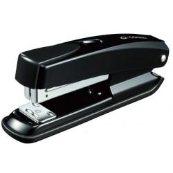 Agrafador q-connect plastico abs - preto.