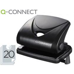 Agrafador q-connect kf15933 plastico capacidade 10 folhas.
